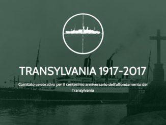 Transylvania Centenario affondamento