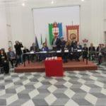 Seduta solenne Consiglio Regione Liguria per il Giorno del Ricordo (foto d'archivio, 2017)