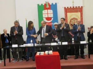 02 Giorno del Ricordo Seduta solenne Bellaspiga Bruzzone Rossetti Muzio e Toti