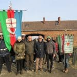 03 Birkenau studente Spezia delegazione Liguria
