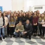 04 Giorno del Ricordo Seduta solenne studenti con Bruzzone Toti