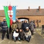 05 Birkenau studenti Sanremo delegazione Liguria