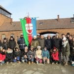 06 Birkenau studenti savonese delegazione Liguria