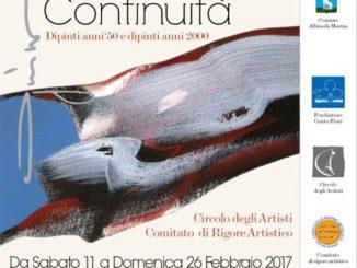 2017 CARLO GIUSTO Mostra Albissola