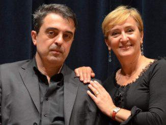 Ferdinando Molteni ed Elena Buttiero