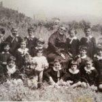 01 Andore foto storiche elementari 1953 maestra Vatterone