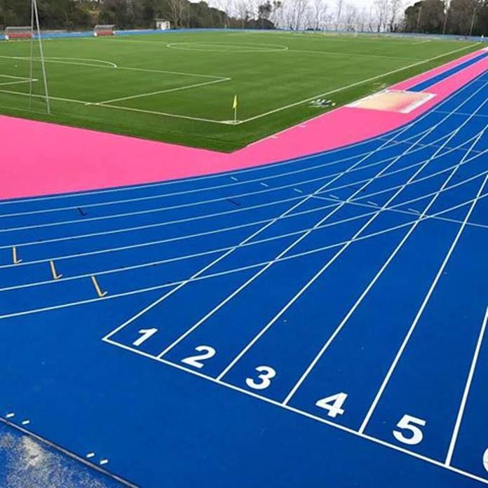 New track Celle Ligure 2 Stadio Olmo 2017