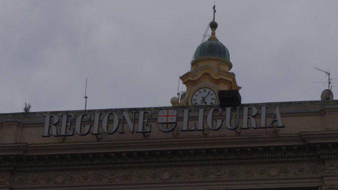 Regione Liguria - Sede Palazzo De Ferrari
