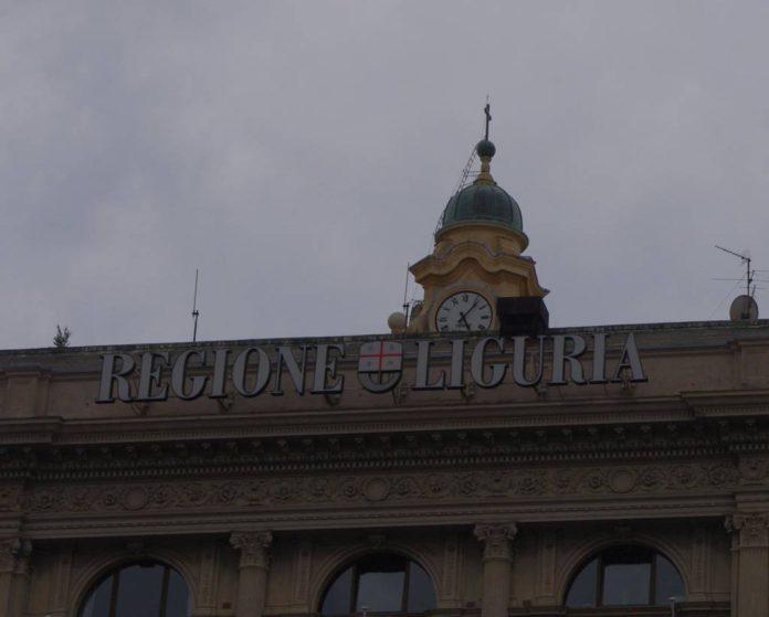 Regione Liguria Palazzo DF