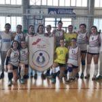 02 Pallavolo Albenga campione territoriale nella categoria U16 femminile