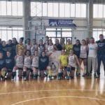 03 Pallavolo Albenga campione territoriale nella categoria U16 femminile