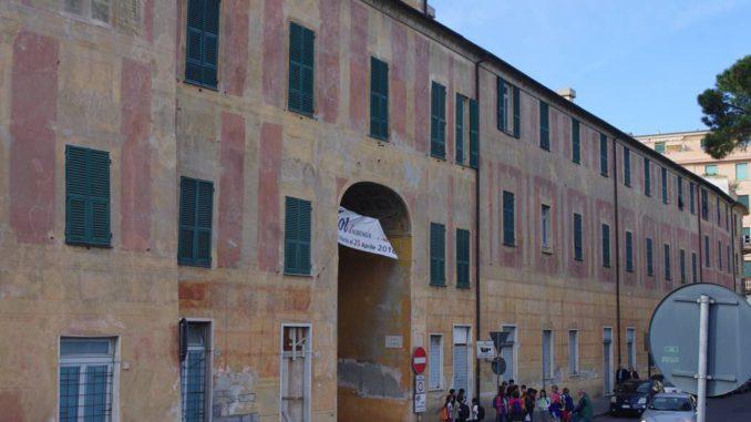Complesso di Santa Maria part. Albenga