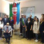 Fiume Incontro console studenti Liguria