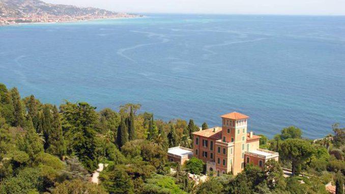 Villa Hanbury, Ventimiglia