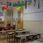 01 aula allestita a MOlino Nuovo Andora