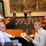 06 Delegazione di Banyoles ad Albenga