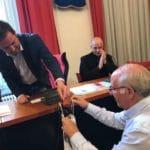 09 Delegazione di Banyoles ad Albenga