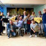 11 norcia strumenti gruppo fieui e altri con strumenti