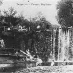 Cascata Baglietto Sassello storica