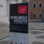 Michelangelo Pistoletto Venezia 3
