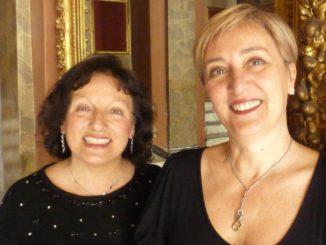 Piera Raineri e Elena Buttiero
