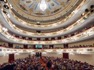 Teatro Chiabrera Premiazione