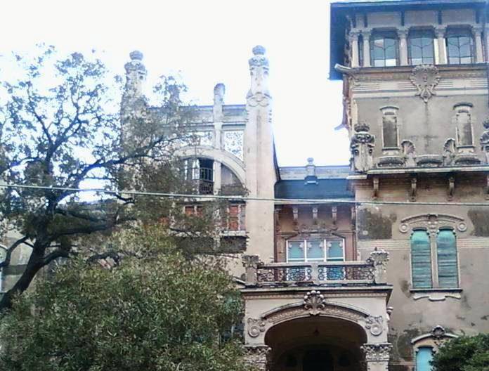 Villa Zanelli (part)
