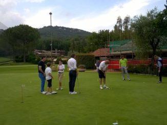 Golf Garlenda giocatori