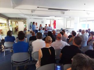 SINDACO incontro dipendenti Borghetto Santo Spirito 2017