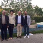 01 Savona Garden 2 Gemellaggio Savona e Villingen Schwenningen