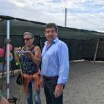 03 Spiaggia cani Vadino Albenga