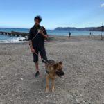 06 Spiaggia cani Vadino Albenga