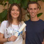 Anna Tamburini e Diego DAvanzo