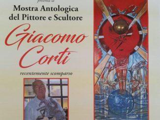 Carcare mostra antologica del pittore e scultore Giacomo Corti