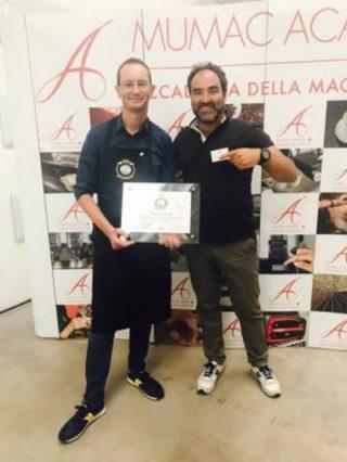 Fabrizio Giorgini e Alessandro Borea