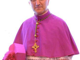 Guglielmo Borghetti vescovo della Diocesi di Albenga Imperia