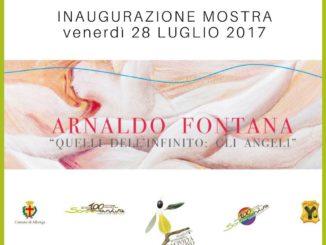 Mostra Fontana Museo Sommariva di Albenga