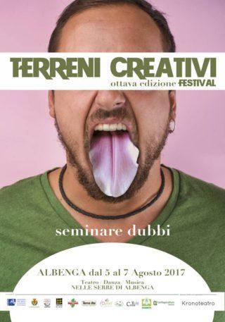 Terreni creativi 2017 Seminare dubbi