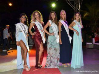 Loano Miss Pro Loco 2017 Vincitrici