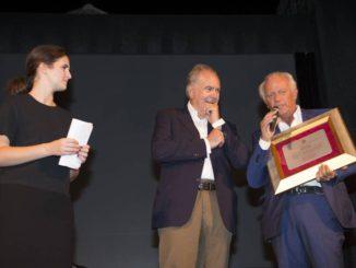 Premio a Gleijeses da Pasquale Festival teatrale di Borgio Verezzi 2017