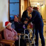 02 Andora gli Auguri di Natale del sindaco Demichelis