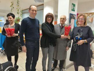 04 Andora gli Auguri di Natale del sindaco Demichelis