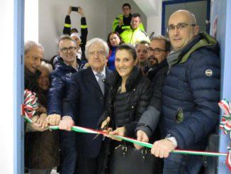 A Laigueglia nasce il Palazzo delle Associazioni Taglio nastro