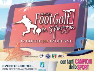 FootGolf Alassio 2018