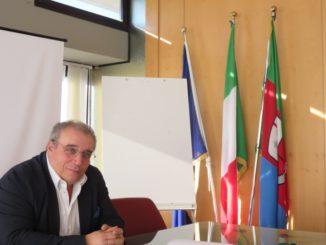 Francesco Bruzzone Presidente Consiglio Regione Liguria