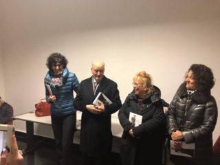 Savona Presentazione agenda Milena Milani