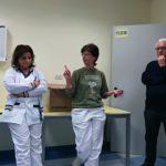 01 Fieui di caruggi donazione ambulatorio per gli stomizzati