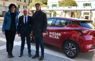 01 Nuova auto sindaco Savona