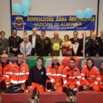 02 Cerimonia nuovo defibrillatore Croce Bianca di Alassio