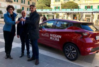 02 Nuova auto sindaco Savona